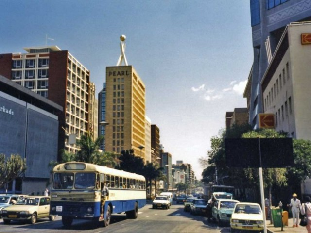 Harare, home to Marechera | © Greenmnm69/WikiCommons