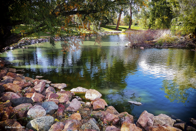 The Prettiest Parks In Colorado Springs