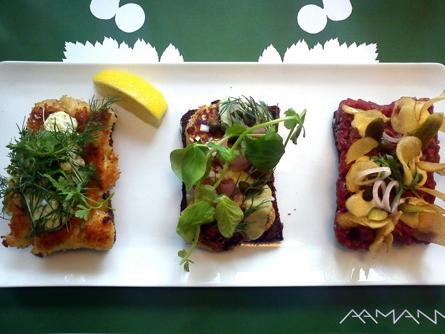 Smørrebrød from Aamanns in Copenhagen | © cyclonebill/Flickr