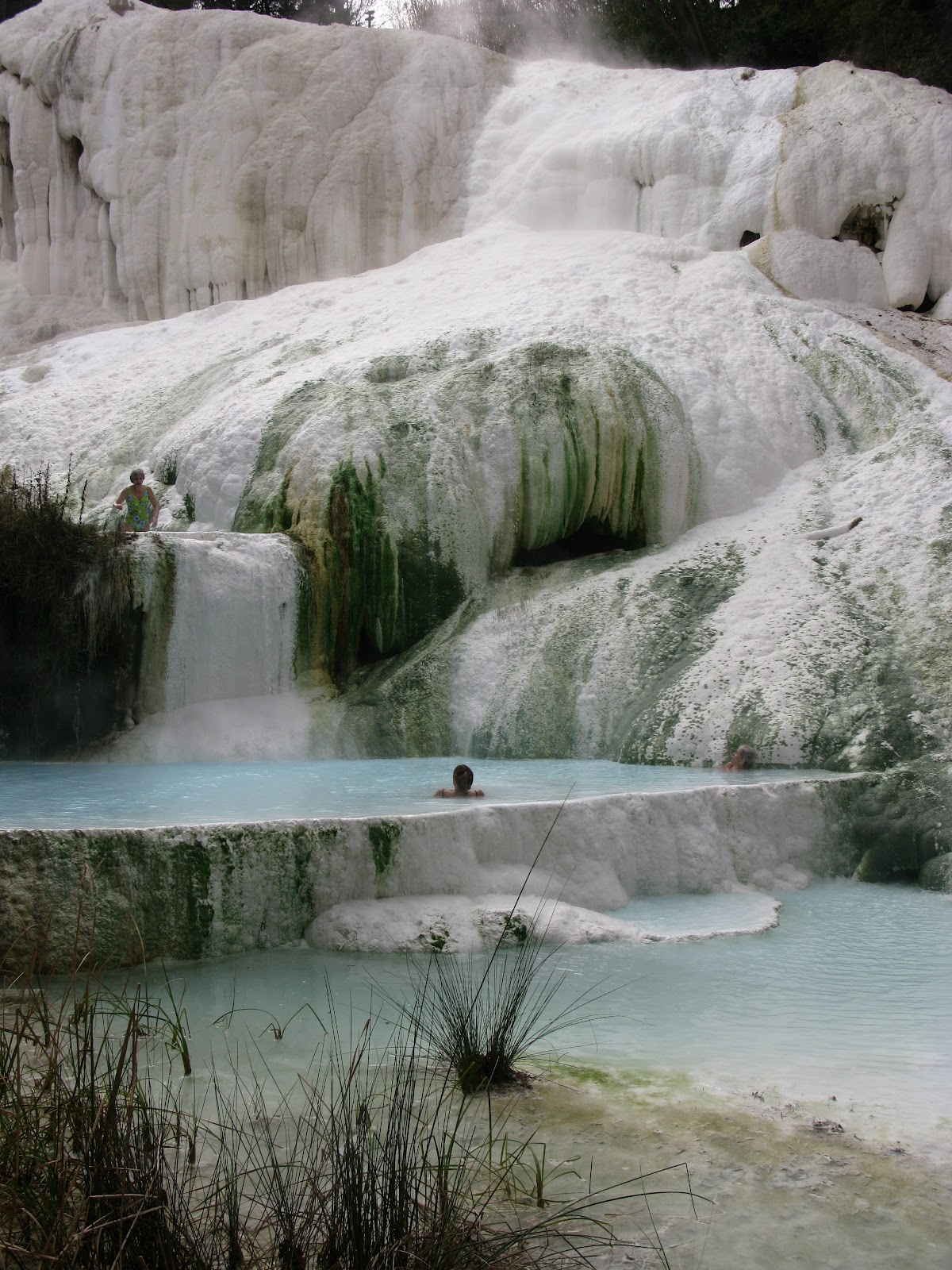 Bagni San Filippo Paese Italy 39s Best Natural Hot Springs