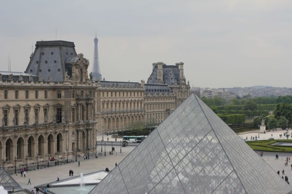 Louvre Museum Paris France History