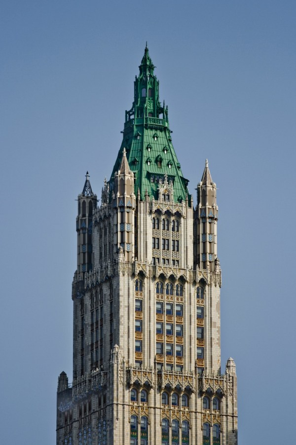 History Of Nyc' Historic Woolworth Building