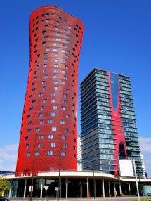 Hotel Porta Fira Barcelona Architecture