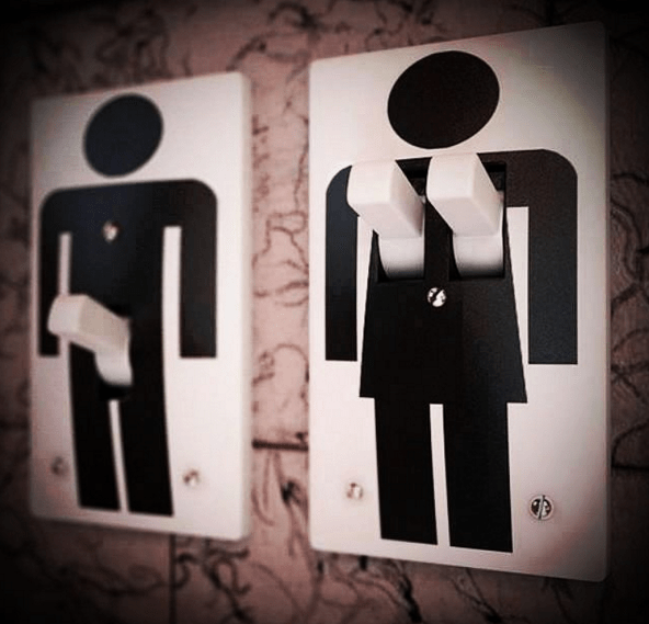Funny Bathroom Signs From Around The World