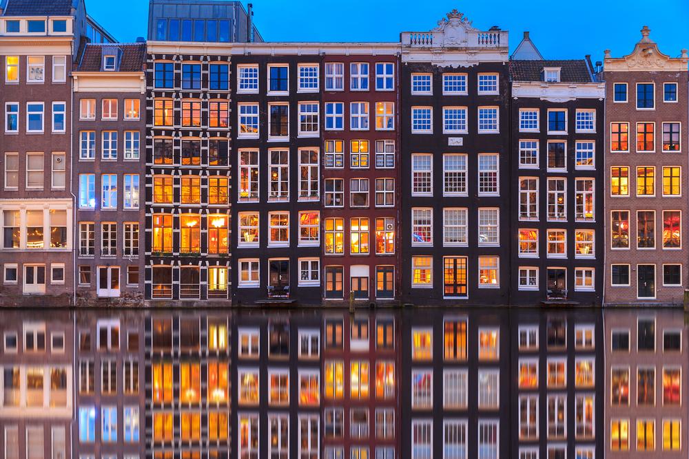 Amsterdam © Pigprox/Shutterstock