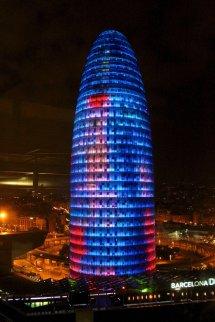 Agbar Tower Barcelona