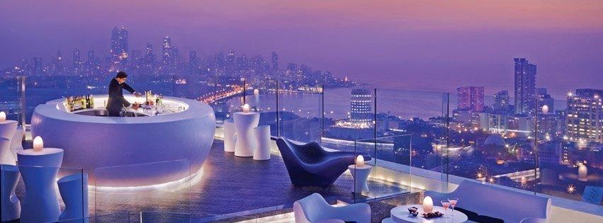 Paris In The Fall Wallpaper Restaurants With Breathtaking Views Of Mumbai India