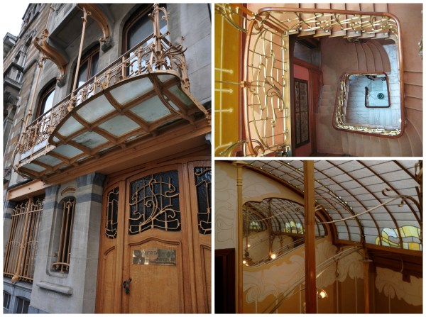 Remarkable Art Nouveau Houses In Brussels