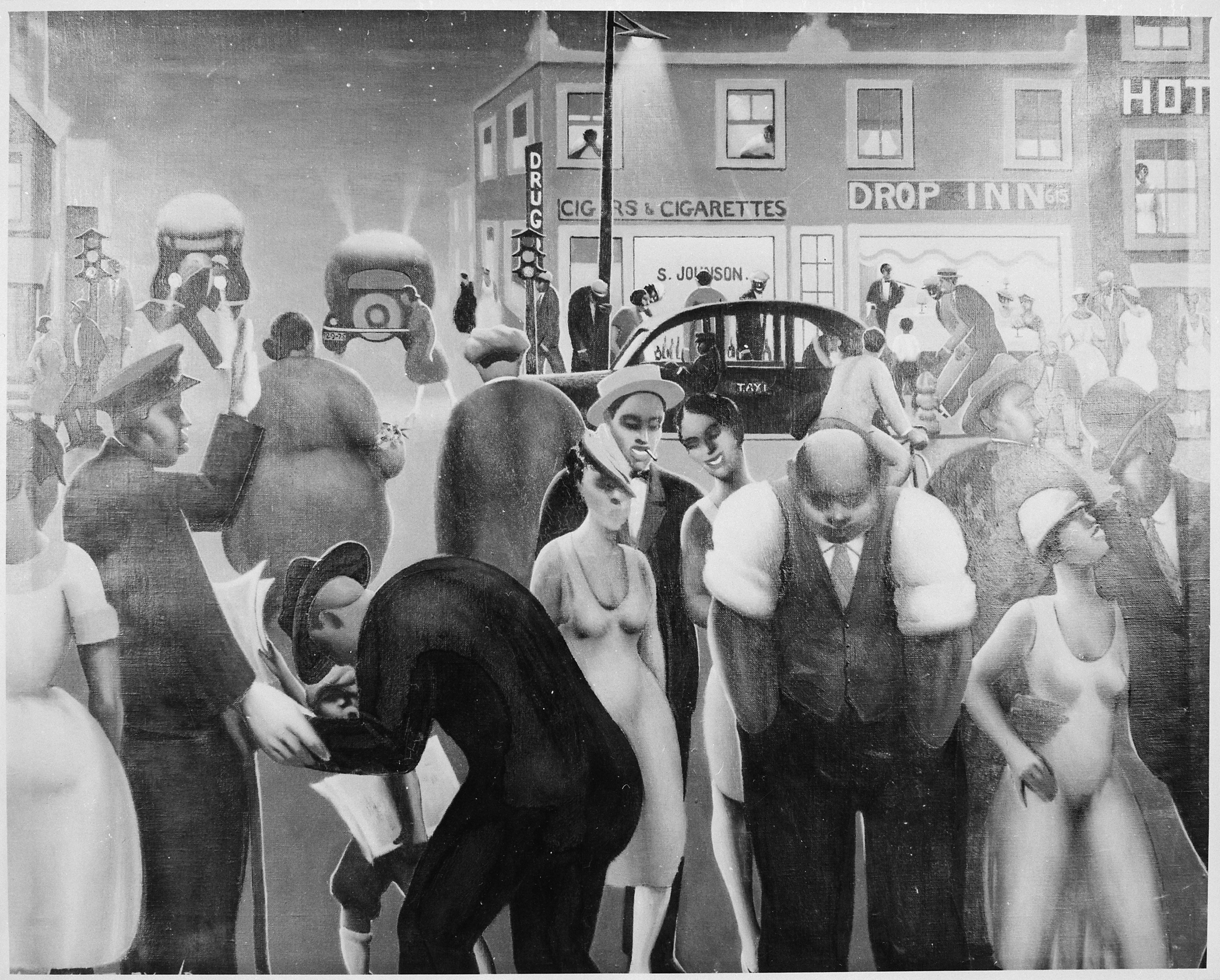 10 Artworks That Capture The 20s Of Chicago