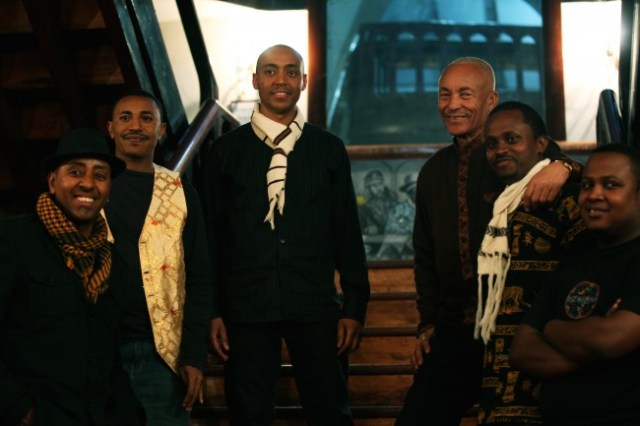Image of the Addis Acoustic Project
