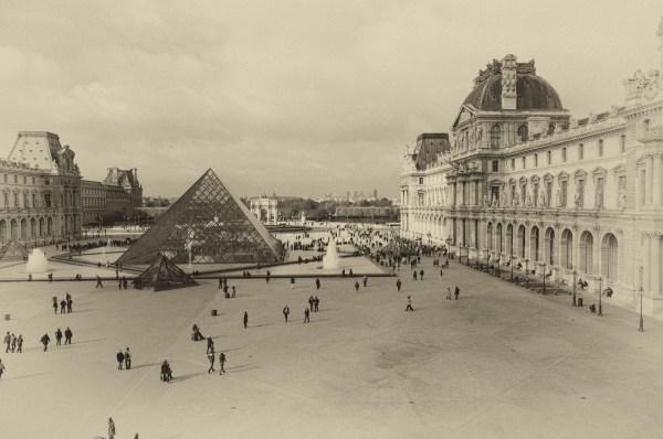 History Of Palais Du Louvre