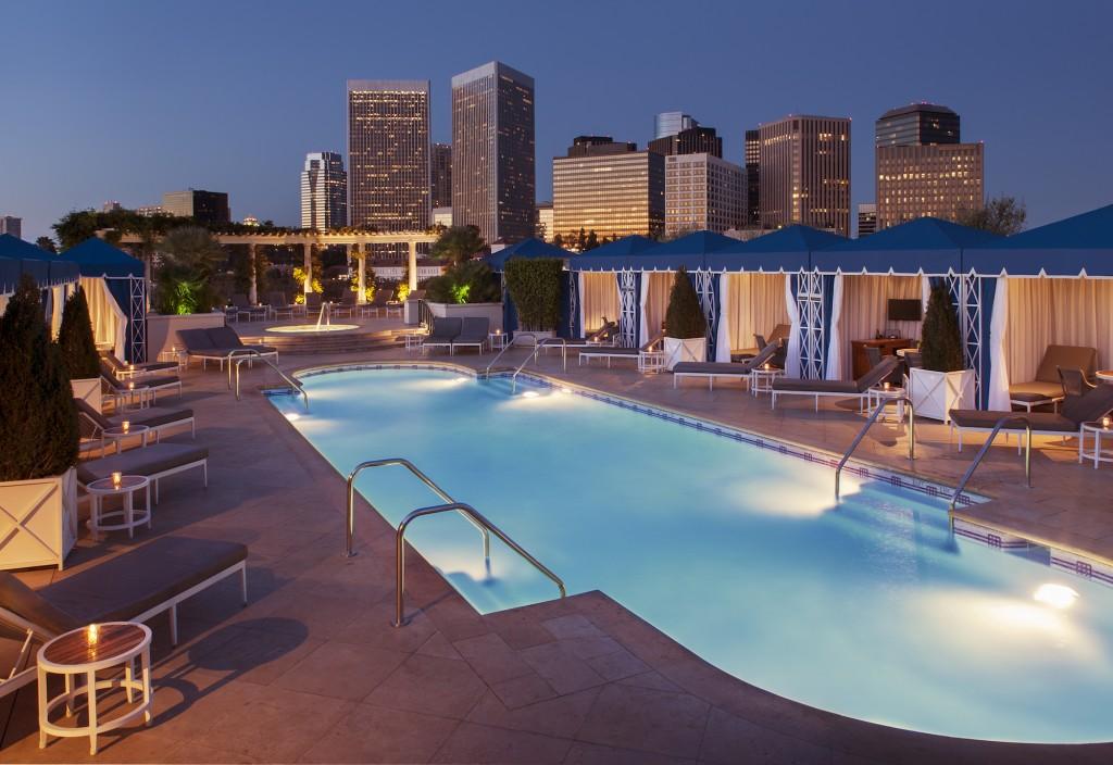 The 10 Best Rooftop Pools In Los Angeles