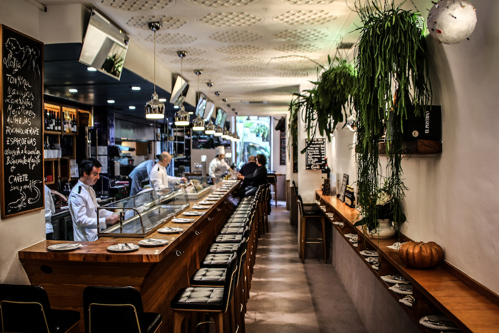 Restaurant Of The Week Bar Caete In The Raval