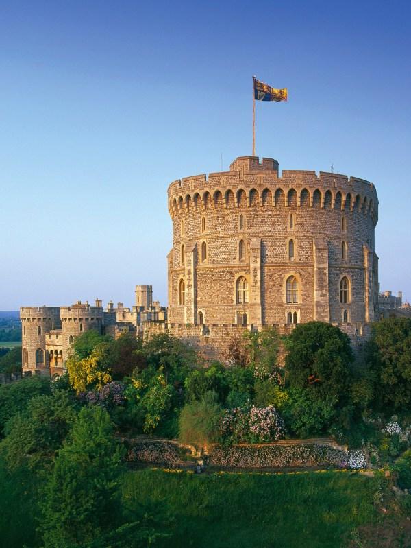 Castles Visit In England