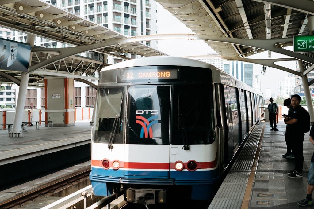 A Guide to Using Bangkoks BTS Skytrain