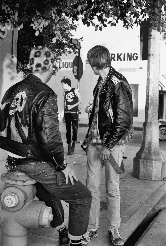 Melrose Avenue, Los Angeles, 1984 © Alice Springs