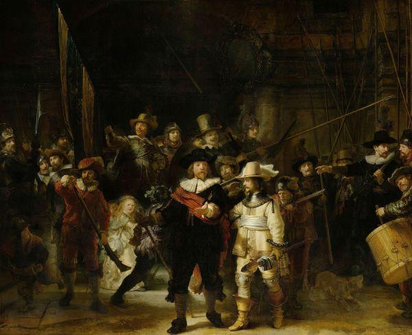 Rijksmuseum In 10 Artworks