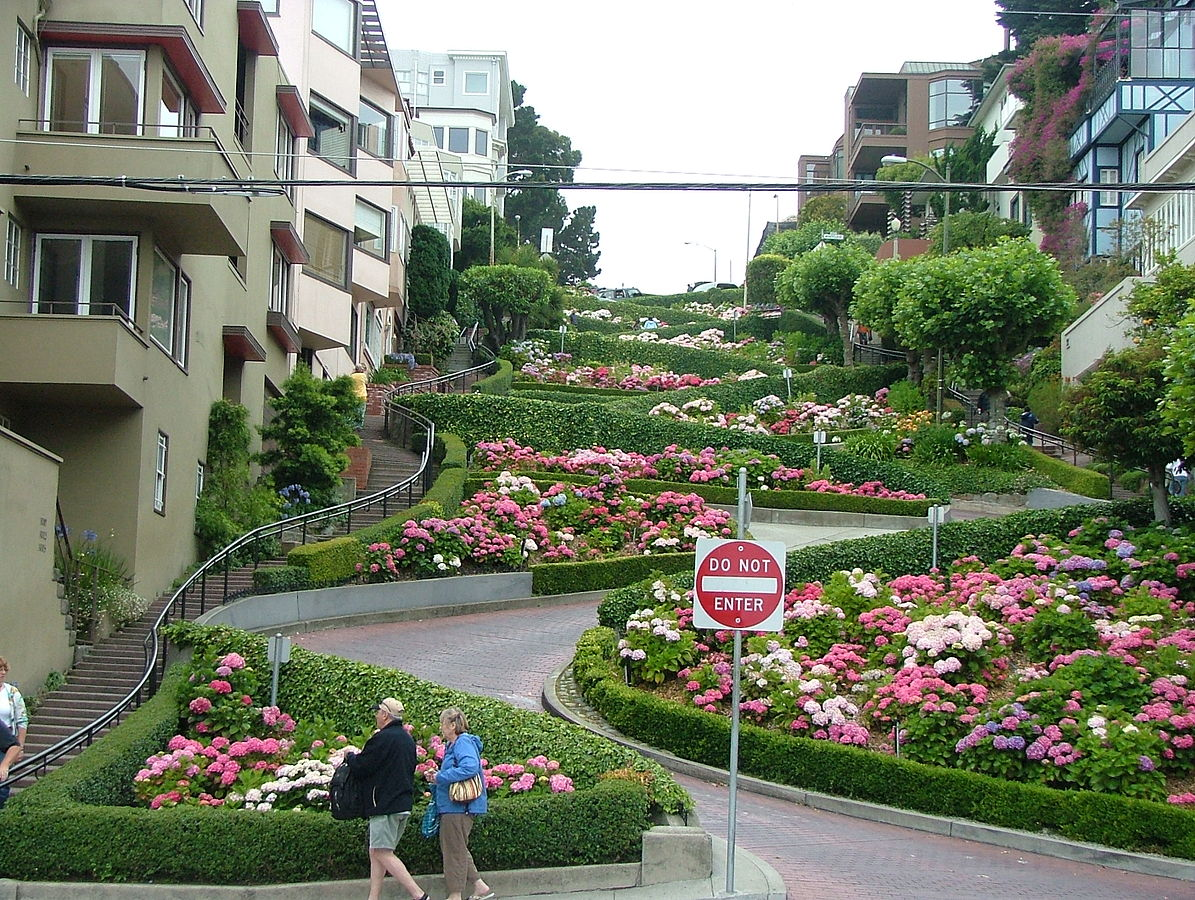 San Francisco's Lombard Street Everything You Need To Know