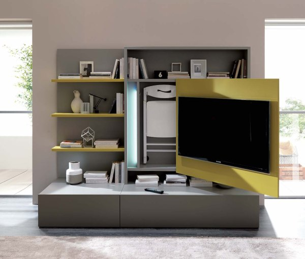 Clever Design Ideas Small City Apartments