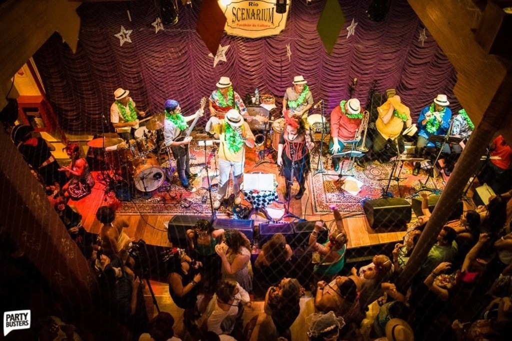 The Best Samba Clubs In Rio De Janeiro