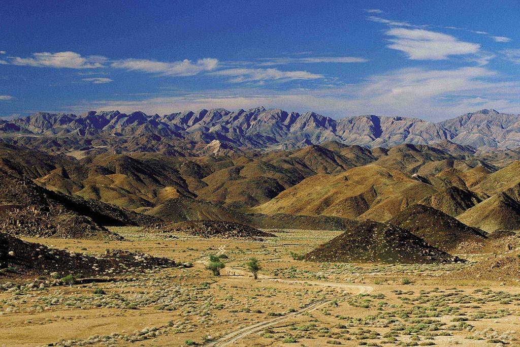 The ǀAi-ǀAis/Richtersveld Transfrontier Park © South African Tourism / Flickr