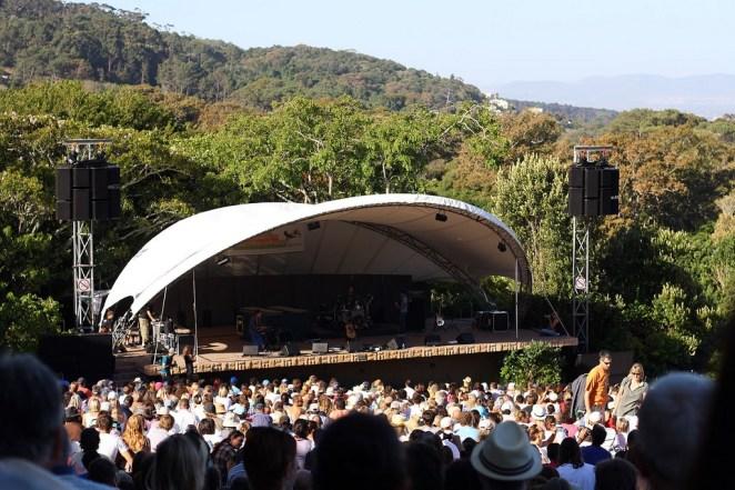 Kirstenbosch Summer Concert © Warren Rohner/Flickr