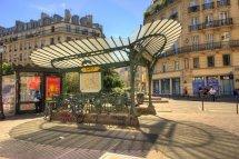 Chatelet Paris Metro Station