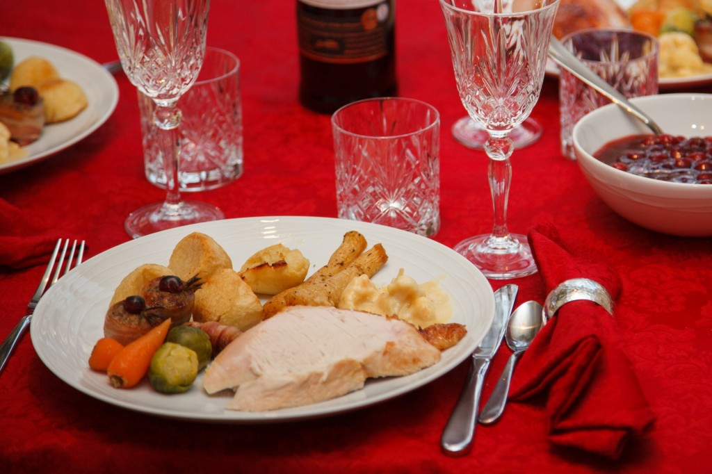 Christmas lunch © Pixabay