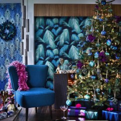 Peacock Inspired Living Room Beautiful Curtain Designs For The Top Festive Interior Trends 2016 You Need To Know ...