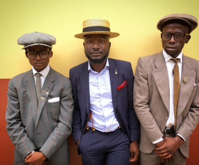 Vintage menswear © Courtesy of Loux The Vintage Guru