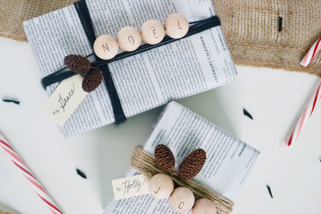 12 Creative And Simple Christmas Gift Wrap Ideas Youll Love