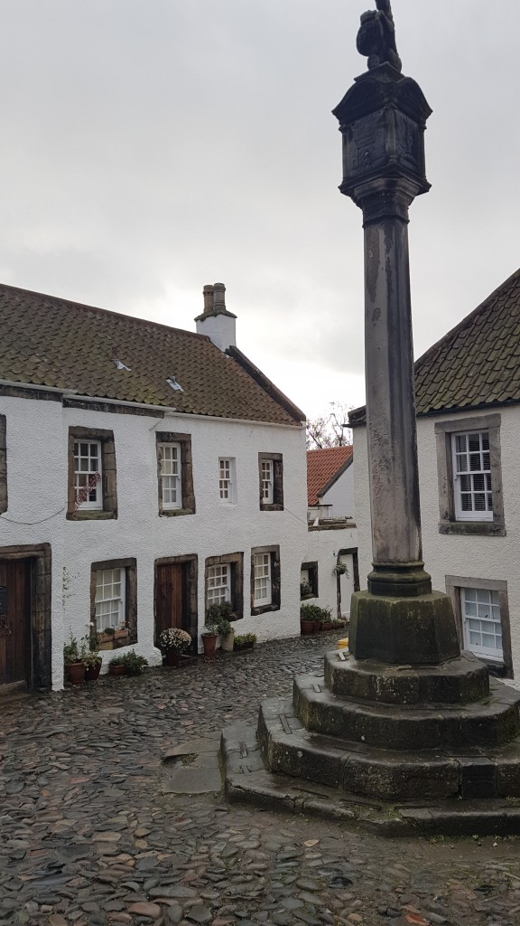 Fans will recognise this spot as where Jamie and Claire help the young boy being punished for a minor crime © Culture Trip