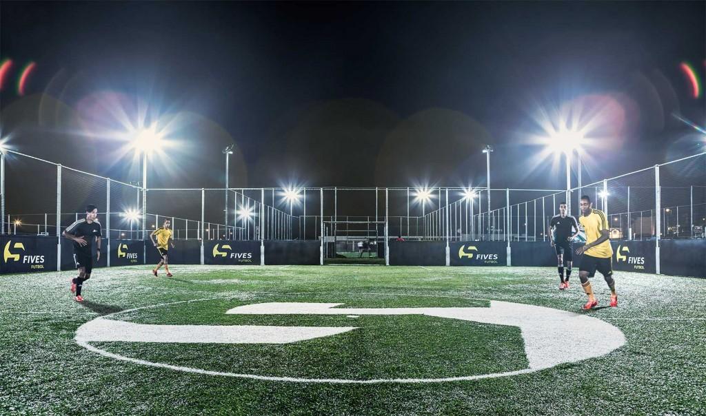Fives Futbol © Courtesy of Fives Futbol