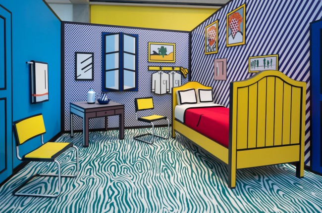 The Best Highlights Of Pop For The People Roy Lichtenstein In LA