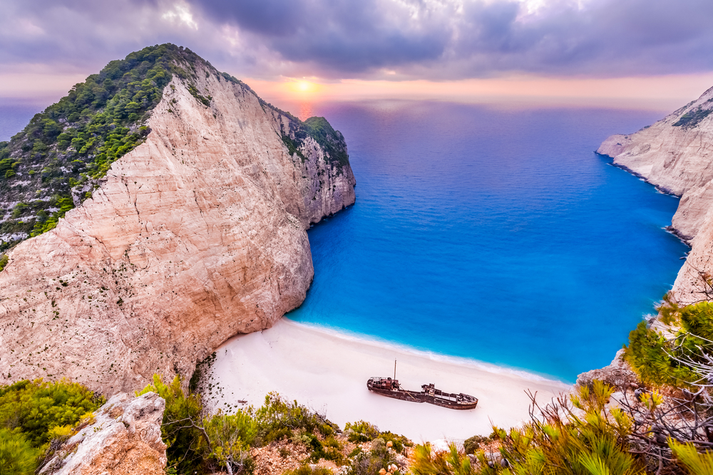 12 Incredible Shots Of Greeces Sought After Shipwreck Beach