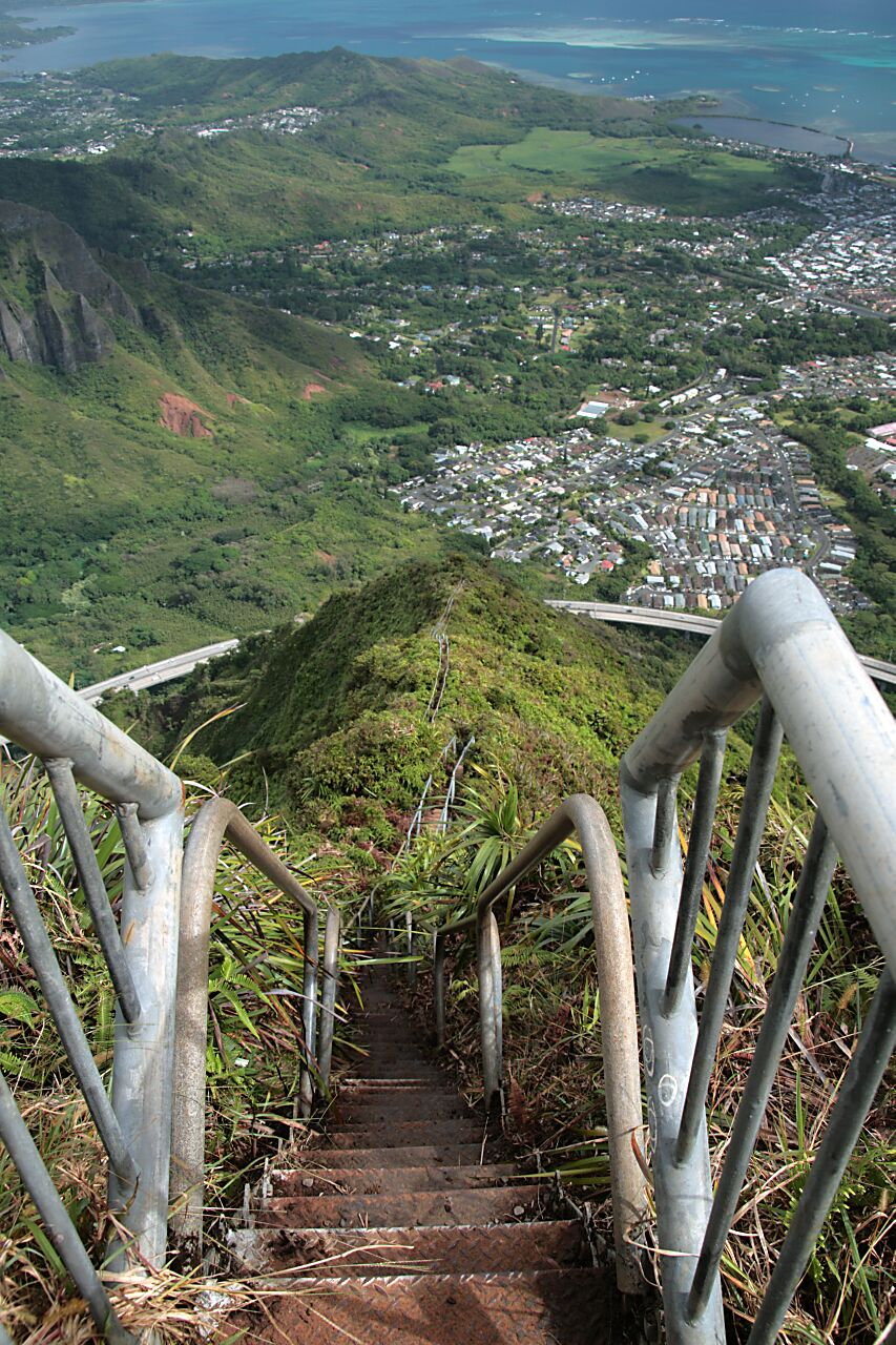 The Most Scenic Hikes In Hawaii