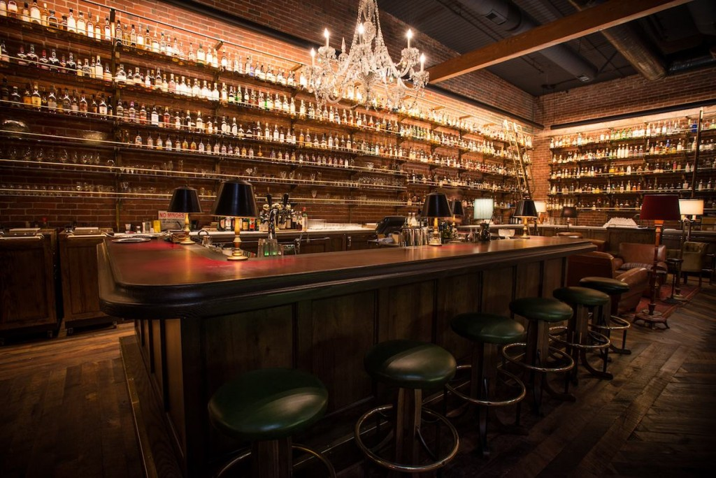 The Best Whiskey Bars in Portland Oregon