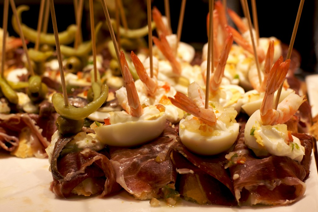 A Brief History Of Pintxos The Basque Countrys Favourite