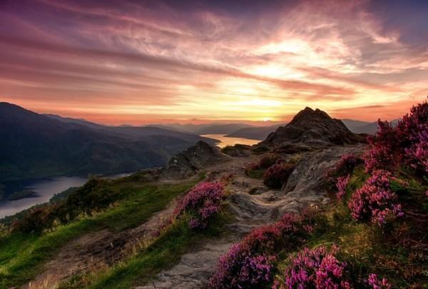 beautiful places in scottish