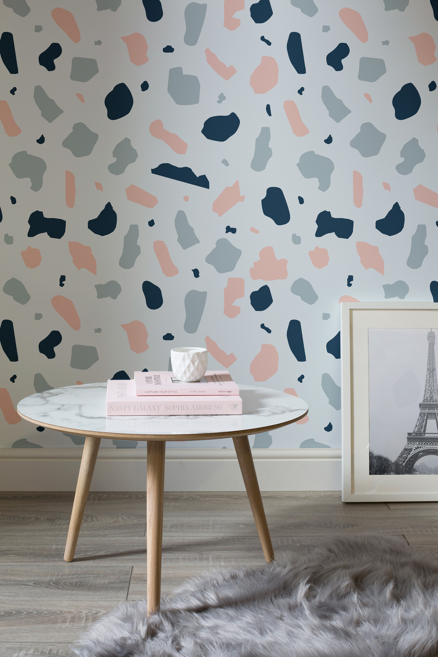Use T When Afford What You Terrazzo Can