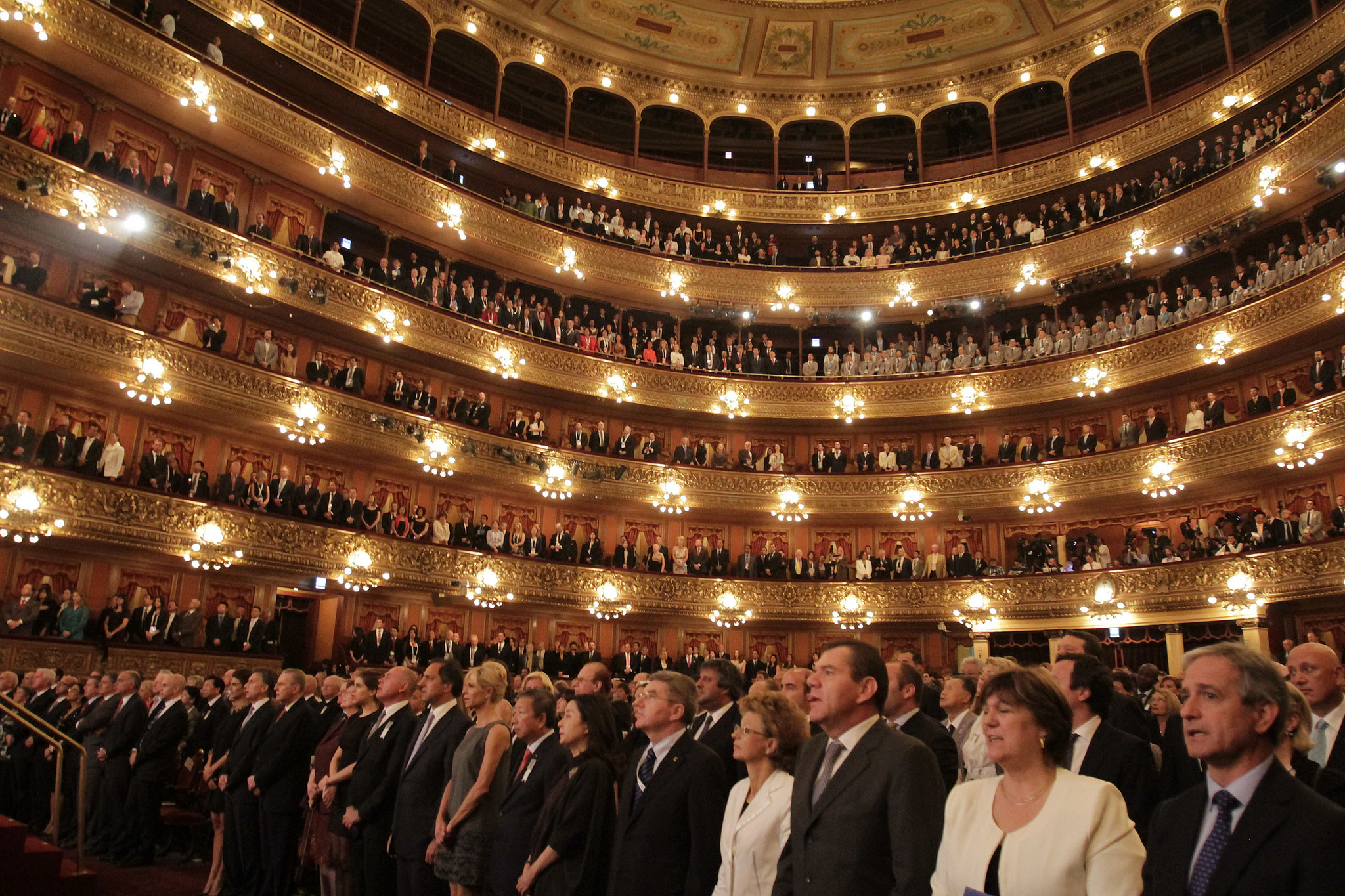 The Best Theaters in Buenos Aires