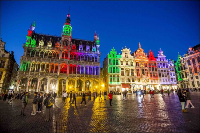 An LGBT Guide to Brussels Belgium