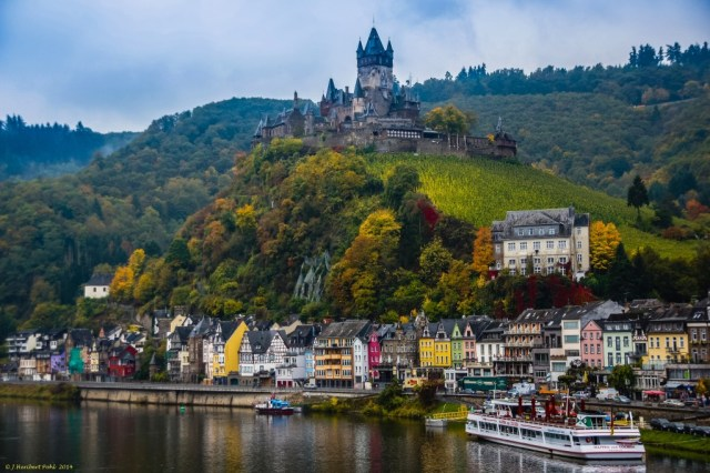 Reichsburg Cochem | © Polybert49 / Flickr