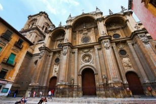 Image result for Renaissance Cathedral granada
