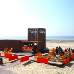 Paris Cafe Chairs Wheelchair Hire Near Me The Best Seafood Shacks And Beach Cafés In Le Touquet, France