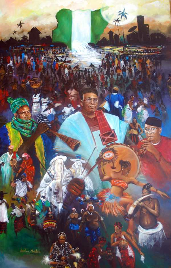 Of Nigeria Top Art Galleries