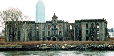 The Story Behind the Roosevelt Island Smallpox Hospital Ruins