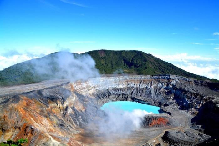 Poas Volcano | © Styve Reineck/Shutterstock