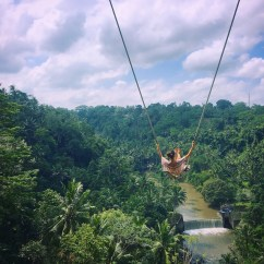 Swing Chair Ubud Best Value Office How To Ride The At Zen Hideaway
