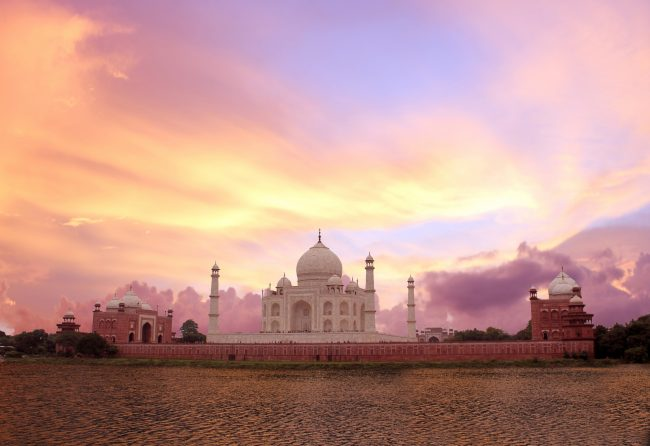 The 12 Most Stunning Places To Watch Sunsets In India